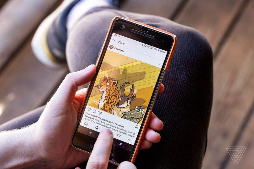 Инстаграм планира да го скрие бројот на лајкови на објавена фотографија