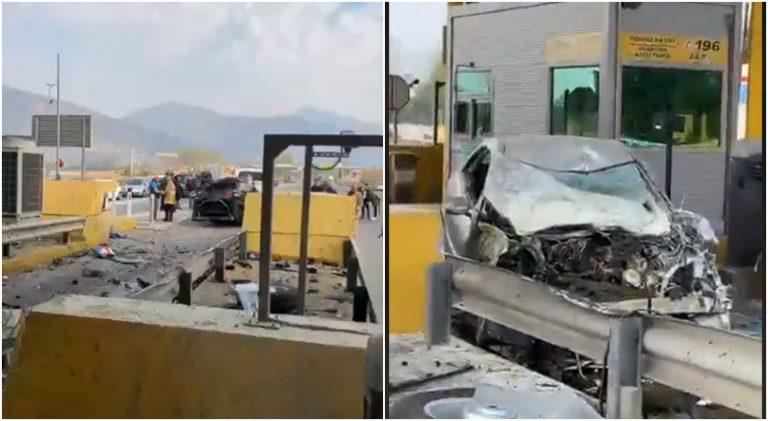 Детали за сообраќајната несреќа на патот Тетово-Гостивар во која имаше и жртви
