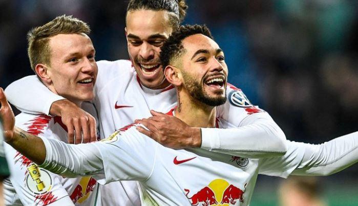 Лајпциг преку Хамбургер до историско финалето во германскиот куп