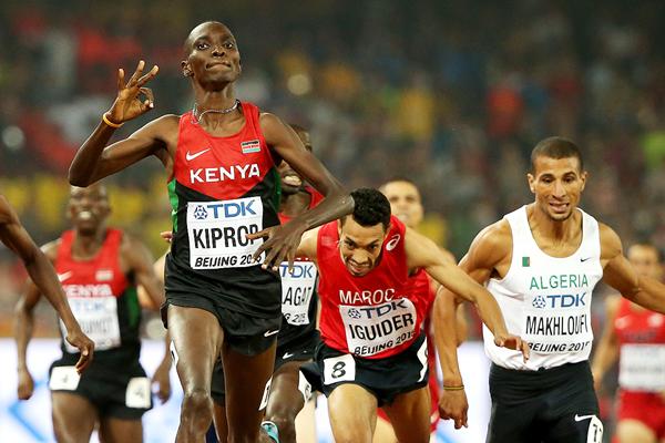 СКАНДАЛ: Олимпискиот шампион Кипроп доби четиригодишна суспензија поради допинг