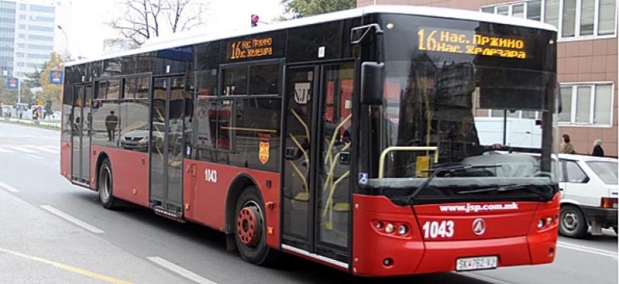 Овие автобуски линии денес и утре ќе бидат пренасочени