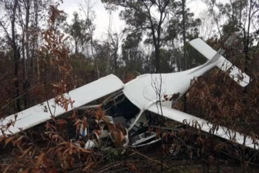 ФОТО од авионот кој се урна