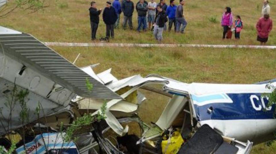 Се урна мал авион во Чиле, шест лица загинаа