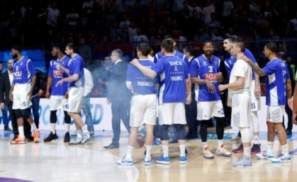 Тензии и навреди пред натпревар: Навивачите на Црвена Ѕвезда удрија по Црногорците (ВИДЕО)