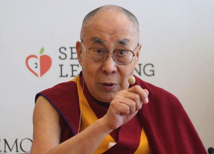 Ќе ве воодушеви : Далај Лама објави нова песна