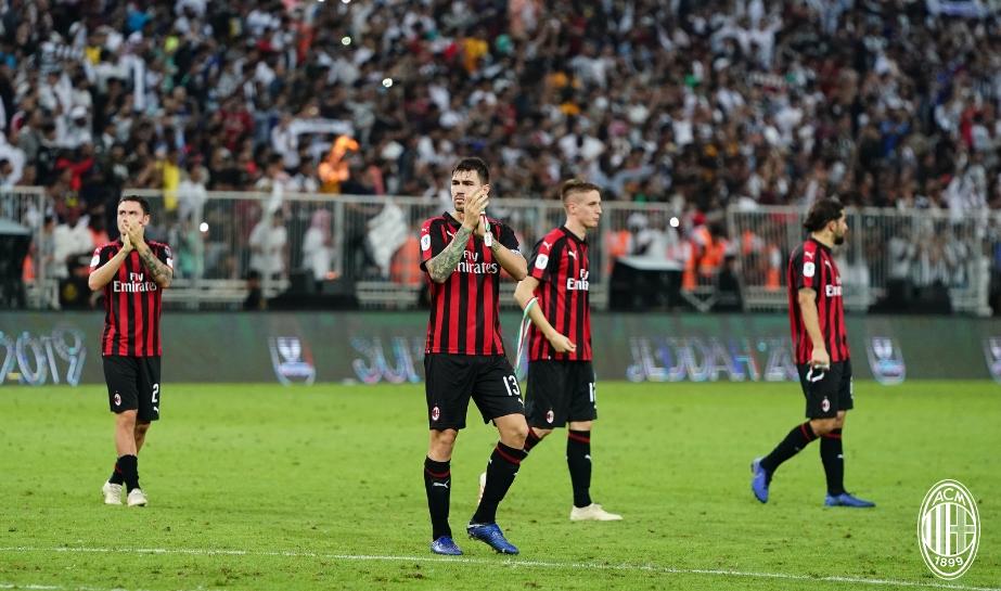 Лоши вести за Милан