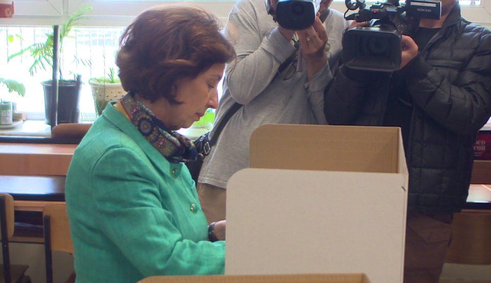 Силјановска: Кампањата се обидов да ја обојам женски, со знаење, со посветеност, со аргументи