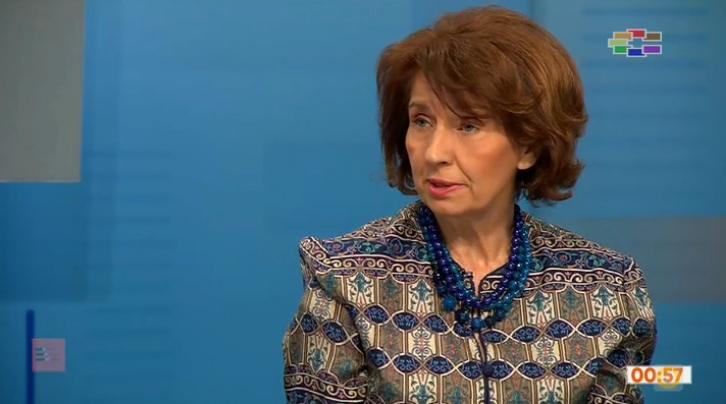 Силјановска Давкова: Ќе направам сериозни реформи кои ќе бидат во функција на владеење на правото