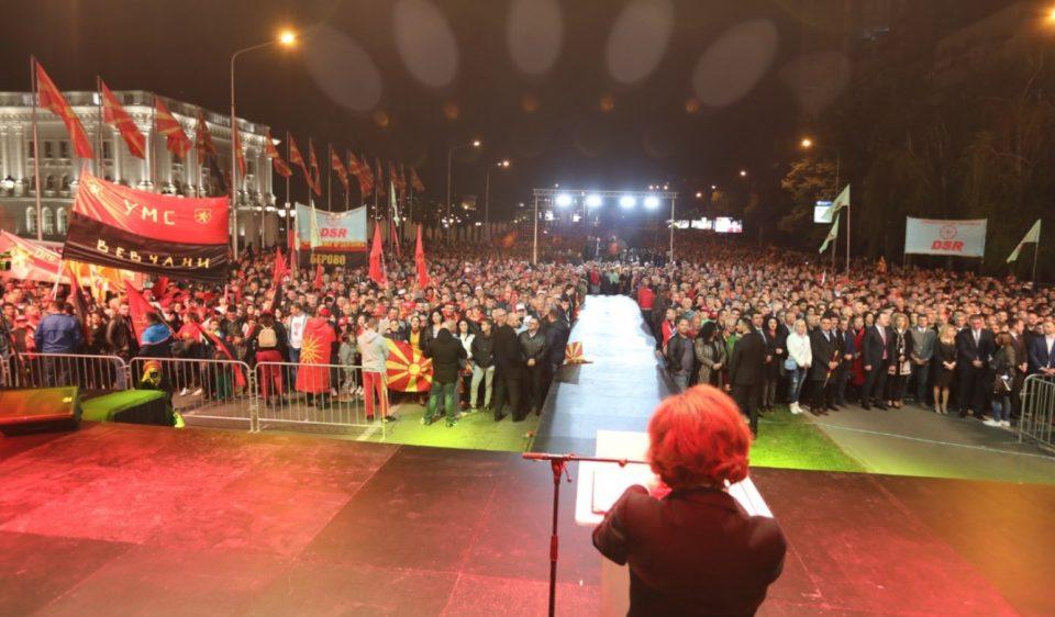 Силјановска Давкова: На Македонија ѝ се потребни радикални демократски реформи, за да не остане закопана во транзицијата