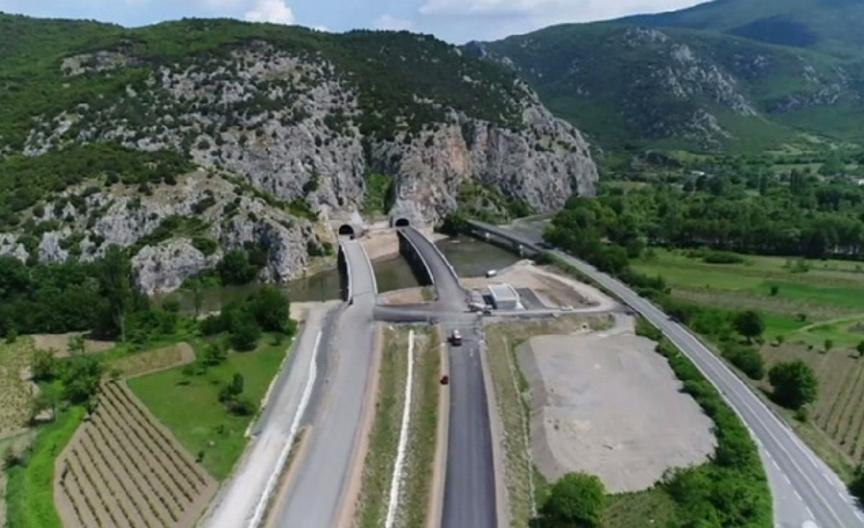 Изменет сообраќаен режим на автопатот Демир Капија-Смоквица
