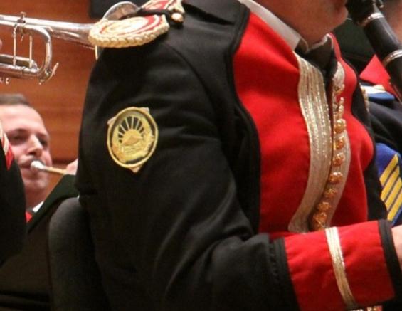 Државното име исчезна од армиските униформи (ФОТО+ВИДЕО)