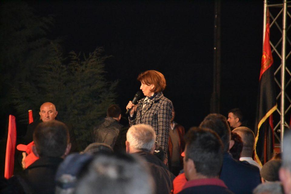Силјановска: Македонија заслужува нешто подобро, заслужува Коалиција за Подобра Македонија, за посреќна Македонија и за Европска Македонија