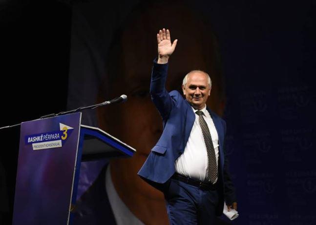 Хекуран Дука прогласи победа во Дебар