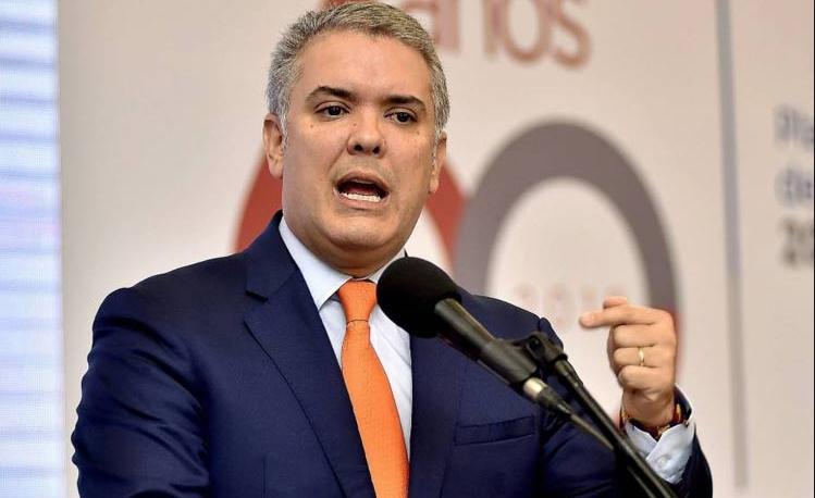 Колумбиски обвинител тврди дека бил планиран напад врз претседателот на земјата