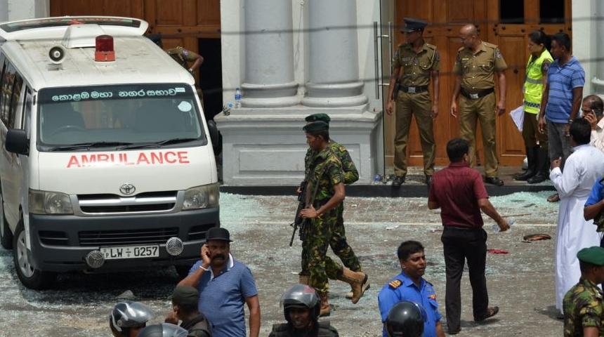 Седма експлозија во Шри Ланка, над 550 повредени