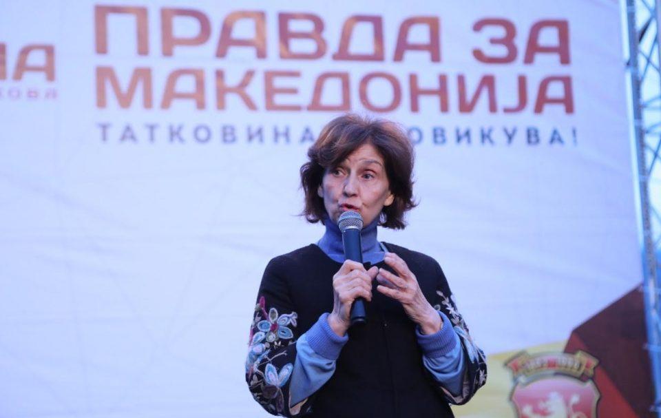 Силјановска: ЕУ не е воз на кој треба да се качите, Европската Унија треба да ја создадеме тука