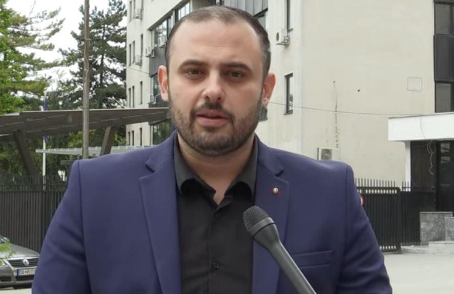 Ѓорѓиевски: Спасовски наместо да работи за подобрување на безбедноста и сузбивањето на криминалот оди по партиски митинзи за промоција на Стево Пендаровски