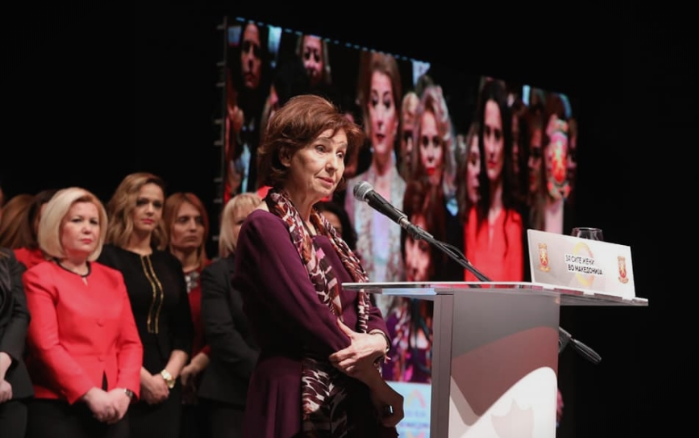 Силјановска Давкова ветува дека ќе се залага за подобра животна средина