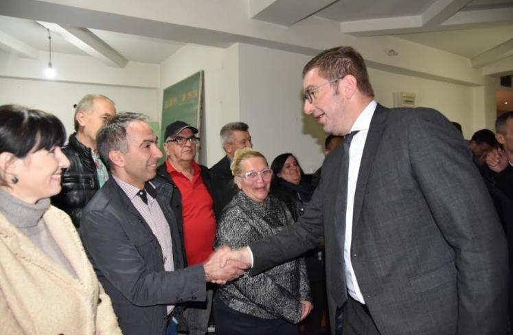 Мицкоски: Заев и власта се делегитимирани и ВМРО-ДПМНЕ е на чекор од победа