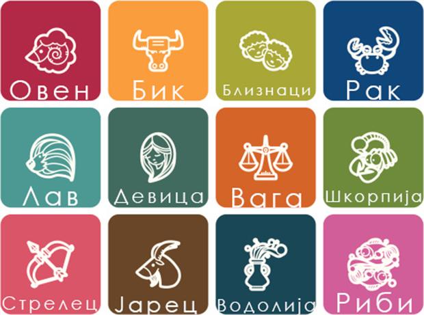 Среќен хороскоп, еве што ве очекува денес