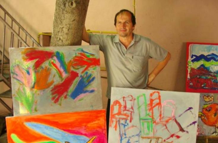 Промоција и изложба на Христо Петрески
