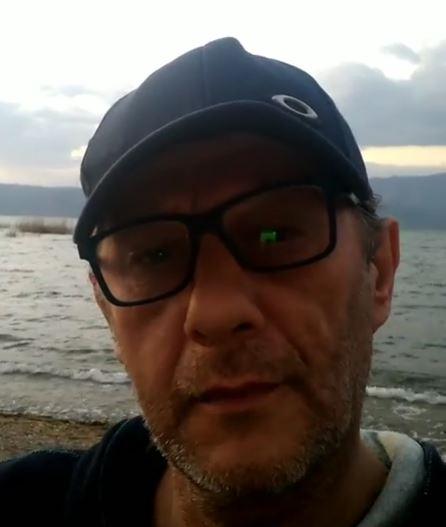 """ФОТО: Игор Џамбазов носталгичен по неа – """"Ми недостигаш"""""""