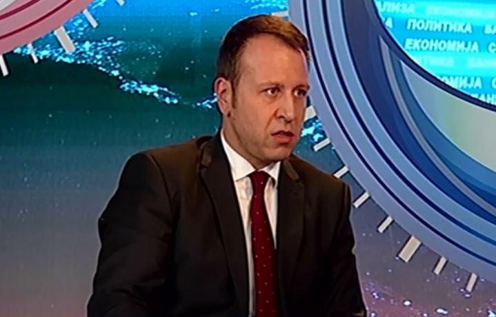 Јанушев: СДСМ не сака расчистување со криминал, туку елиминација на ВМРО-ДПМНЕ