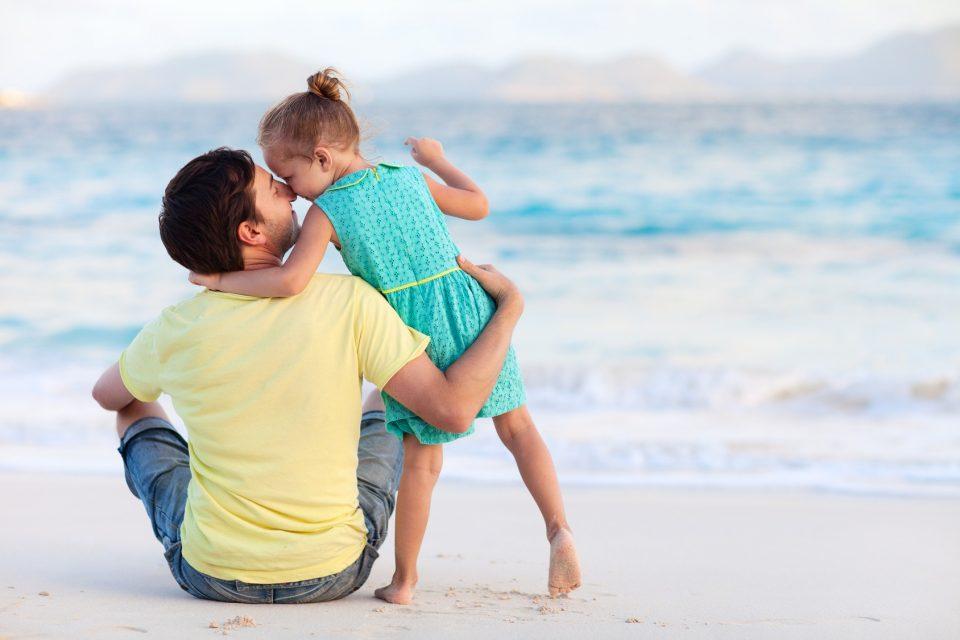 Ќерко моја, би сакал да бидам сигурен дека сум те научил на овие работи…