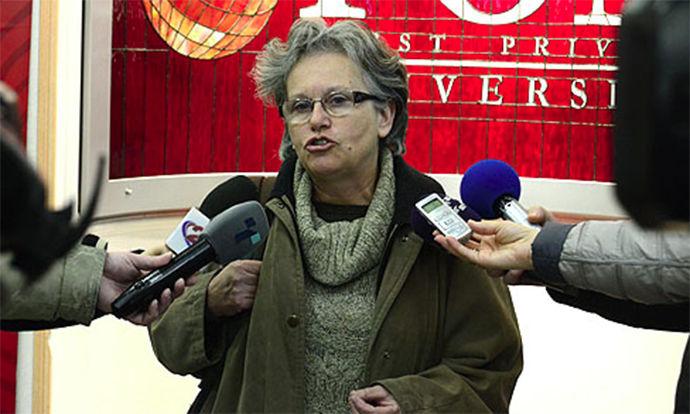 """Најчевска призна: СДСМ удри по студентите кои работеа под нивно влијание за водење на """"Шарена револуција"""""""