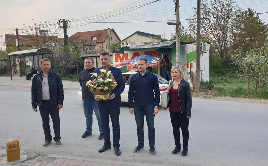 Тарчуловски: Ѓорчепетровци се патриотска сорта и тие никогаш нема да го свртат грбот на Македонија