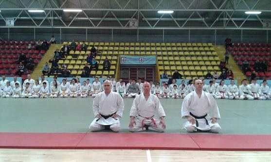 Балкански карате семинар во Скопје