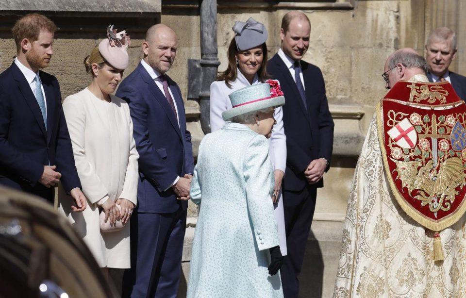 ФОТО: Кралицата Елизабета слави 93. роденден, но само еден од членовите не дојде на прославата