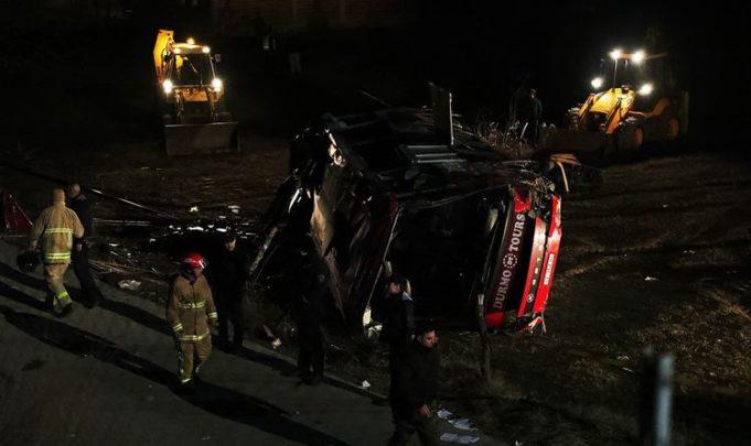 Оштетените во несреќата кај Ласкарци најавија имотно- правно побарување