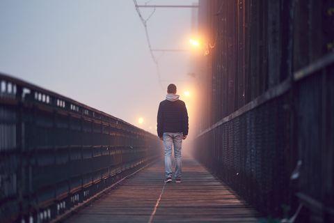 Осаменоста му наштетува на здравјето