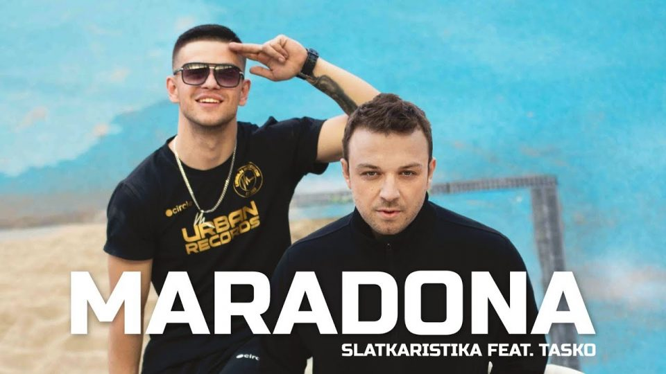 ВИДЕО: Слаткар и Таско во стилот на Марадона