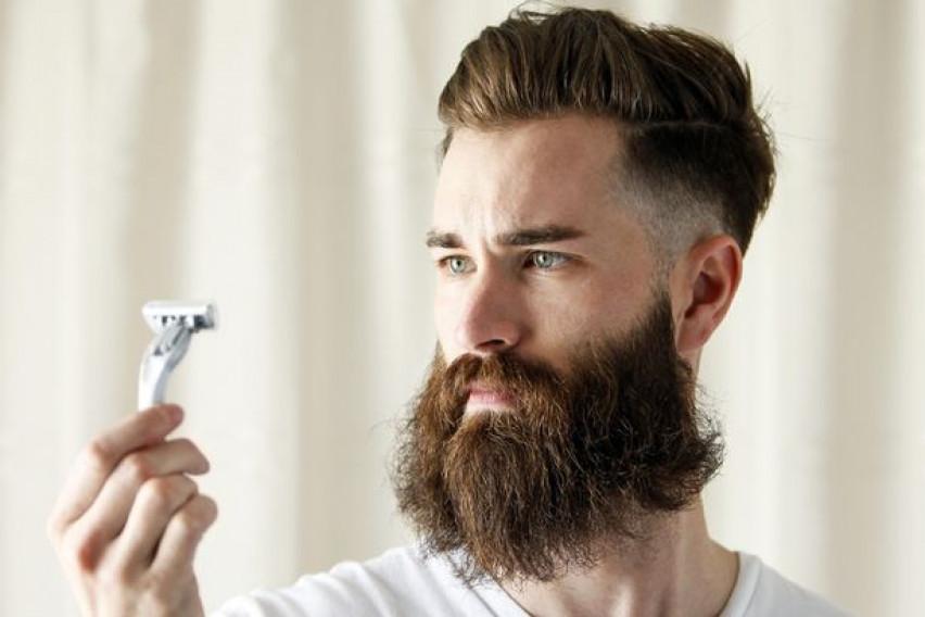 Лоша вест за мажите кои имаат брада: По оваа информација ќе се избричите веднаш