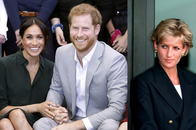 Кралското бебе на Меган и Хари ќе се вика Дајана- обложувалниците уриваат рекорди