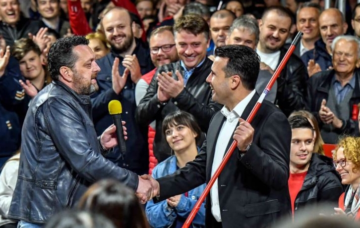 Метлата на Заев ќе заигра по народот кој е вработен во администрација