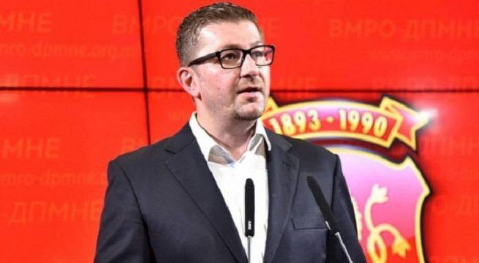 Мицкоски: Власта сака компромитираното СЈО да го замени со исто такво, за да ги амнестира криминалите на октоподот