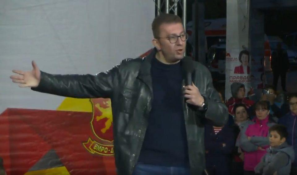 Мицкоски: Во Европа не се оди со диктирани обвиненија и нарачани пресуди