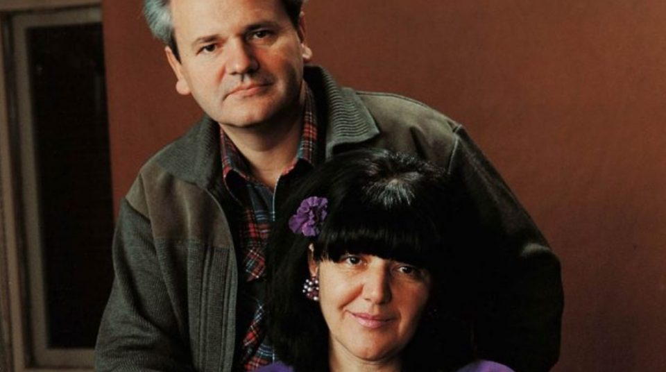 Почина сопругата на Слободан Милошевиќ