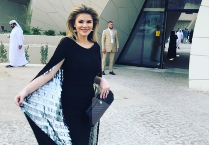Сите очи вперени кон сопругата на Харис Џиновиќ: Мелина блесна во сопствена креација (ФОТО)