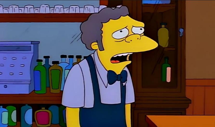 Сигурно го знаете Мо од Симпсонови: Се појави теорија дека ликот на мрзоволниот бармен крие тајна