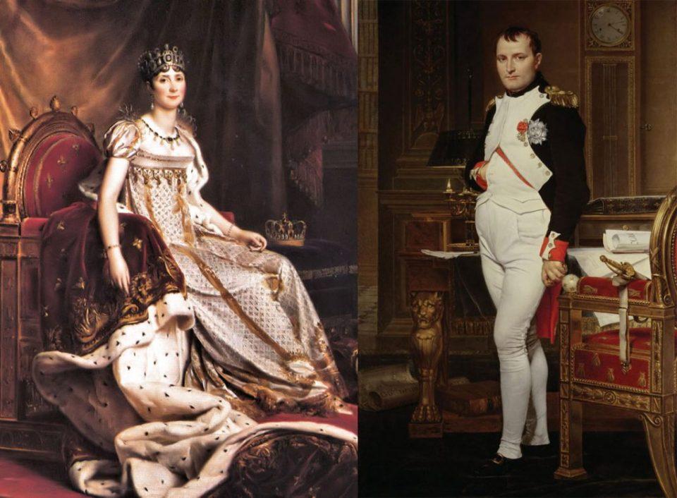 Три љубовни писма на Наполеон до Жозефина продадени за половина милион евра