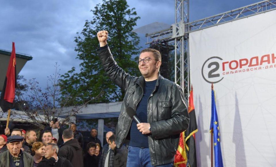 Мицкоски: За пусти пари се работело, господине Заев, излезете и кажете му го тоа на овој народ