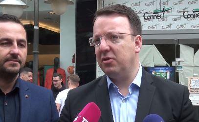 Николоски: Битола ќе препознае дека Гордана Силјановска Давкова нуди концепт за правда кој што и е потребен на Македонија