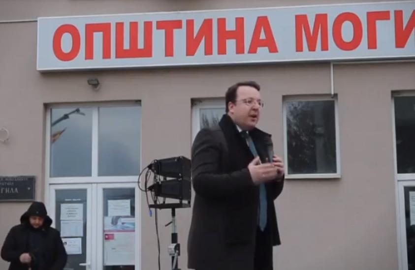 (ВИДЕО) Николоски од Могила: Македонија ќе добие жена претседател