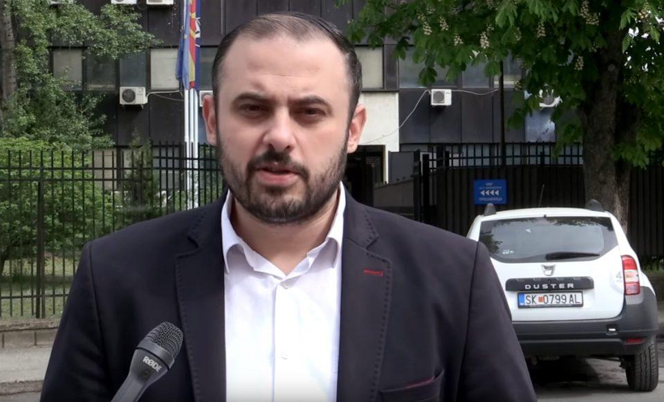 Ѓорѓиевски: Ново убиство, а Спасовски наместо да го чува јавниот ред и мир оди по партиски митинзи