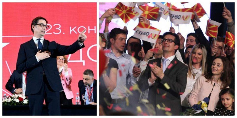 Стево изгуби од самиот себеси: Пендаровски со помалку гласови отколку во 2014 година (ФОТО)