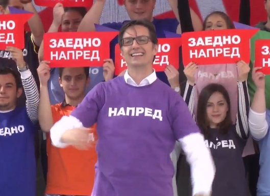 Стоилковски: Стево Пендаровски нема капацитет и не ја заслужува честа да ја води државата